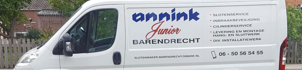 Onnink Junior Barendrecht